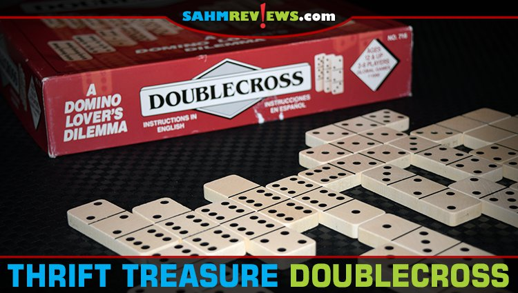 Thrift Treasure: Doublecross