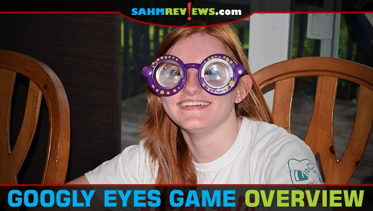 Googly Eyes Family Game Overview