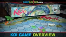 Koi Board Game Overview