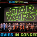 Star Wars movies in concert is doing for the symphony what Hamilton did for Broadway musicals. - SahmReviews.com