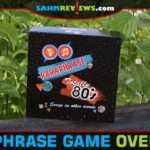 If you are good at naming a song when someone can't get the title quite right, then Paraphrase Party Game might be right up your alley! - SahmReviews.com