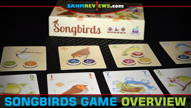 Songbirds Card Game Overview