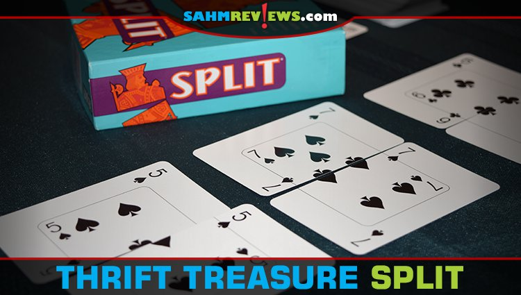 Thrift Treasure: Split Card Game