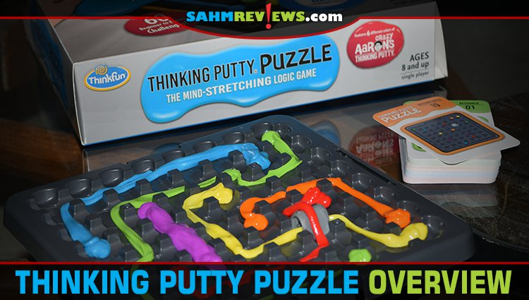 Thinking Putty Puzzle Logic Game Overview