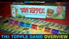 Tiki Topple Strategy Game Overview