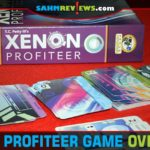 Think you know deck-builders? You have to try out Xenon Profiteers by Eagle-Gryphon Games. It shows there is still life in the decades-old genre! - SahmReviews.com