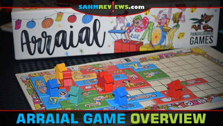 Arraial Game Overview