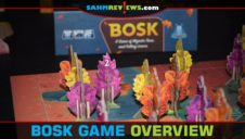 Bosk Board Game Overview