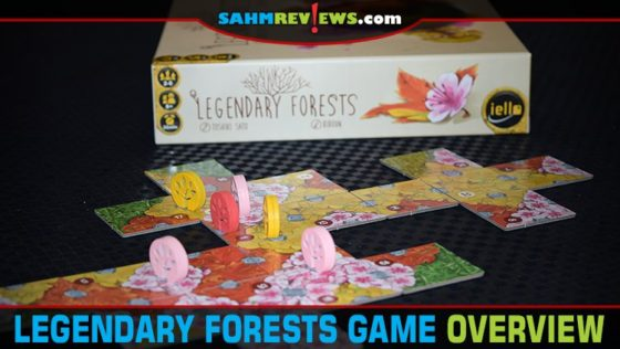 Legendary Forests Game Overview