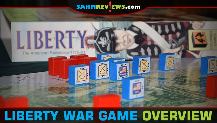 Liberty: The American Revolution Game Overview