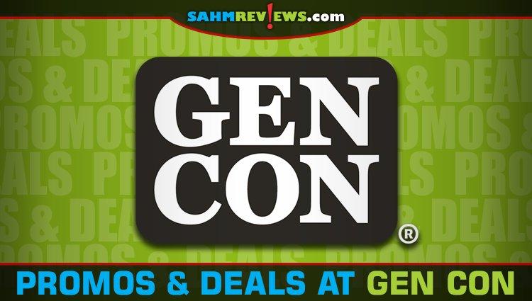 Promos & Deals at Gen Con 2019