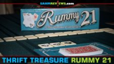 Thrift Treasure: Rummy 21 Card Game