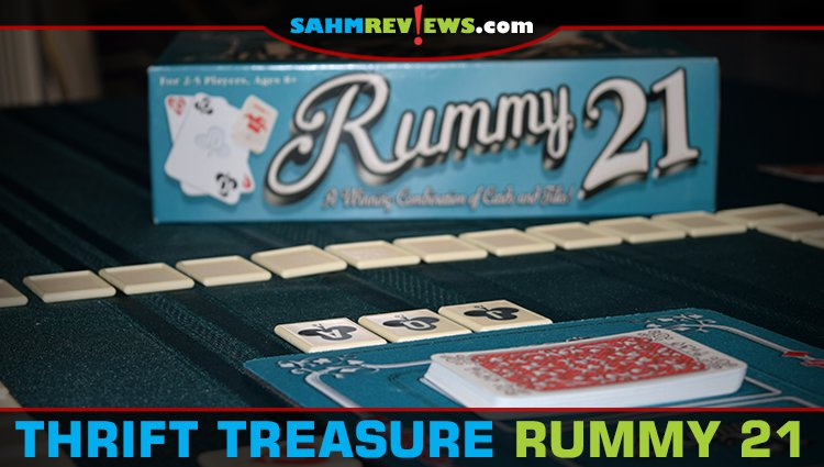Thrift Treasure: Rummy 21 Card Game