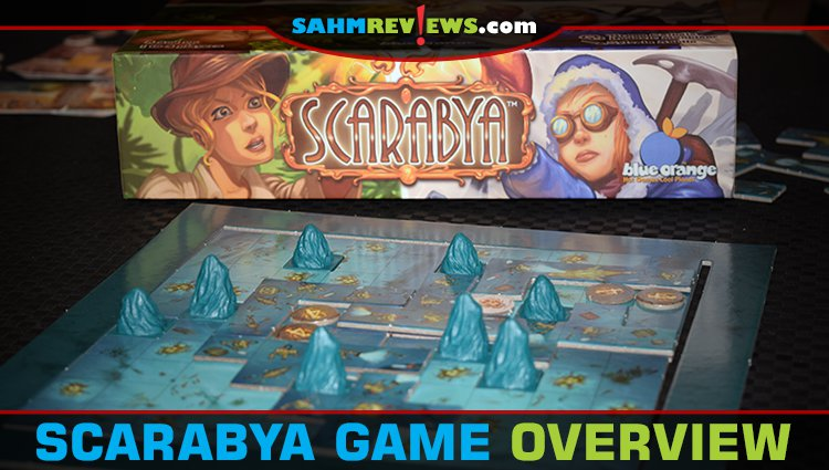 Scarabya Puzzle Game Overview