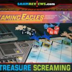 We remember seeing commercials for this week's Thrift Treasure in the late 80's. Now we finally own Screaming Eagles and only paid $3! - SahmReviews.com