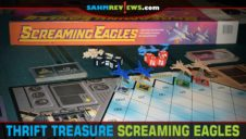 Thrift Treasure: Screaming Eagles