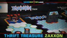 Thrift Treasure: Zaxxon