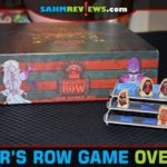 Don't worry if you missed the fair this year. Bring the carny life to your game table with Barker's Row from Overworld Games. - SahmReviews.com