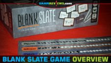 Blank Slate Party Game Overview