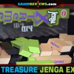 You haven't played Jenga until you've tried this version we found at Goodwill. Jenga Extreme not only makes playing harder, setting it up is a challenge! - SahmReviews.com