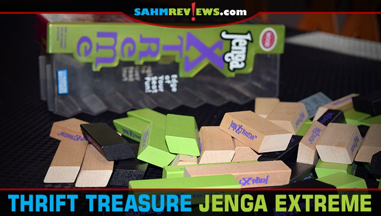 Thrift Treasure: Jenga Xtreme