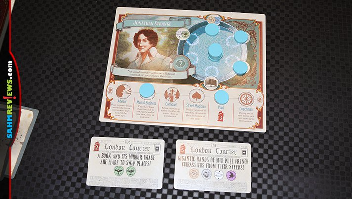 First a book, then a Netflix series and now it has spun off into a board game. Check out what our guest author thought about Jonathan Strange & Mr Norrell! - SahmReviews.com