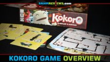 Kokoro Flip and Write Game Overview