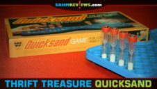 Thrift Treasure: Quicksand Board Game