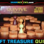 This wooden game by Gigamic, Quivive, is no longer offered in their catalog. We were lucky to find a cheap copy at our local Goodwill! - SahmReviews.com