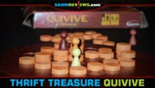Thrift Treasure: Quivive Abstract Game