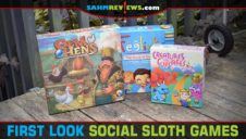 First Look: Social Sloth Games