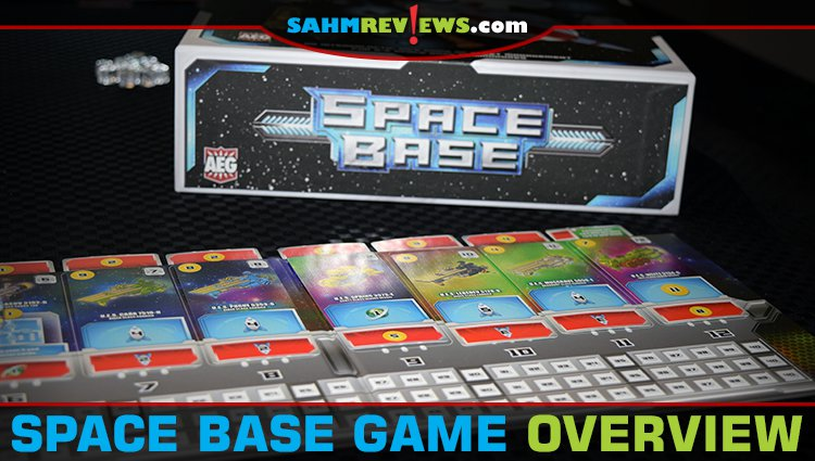 Space Base Dice Game Overview