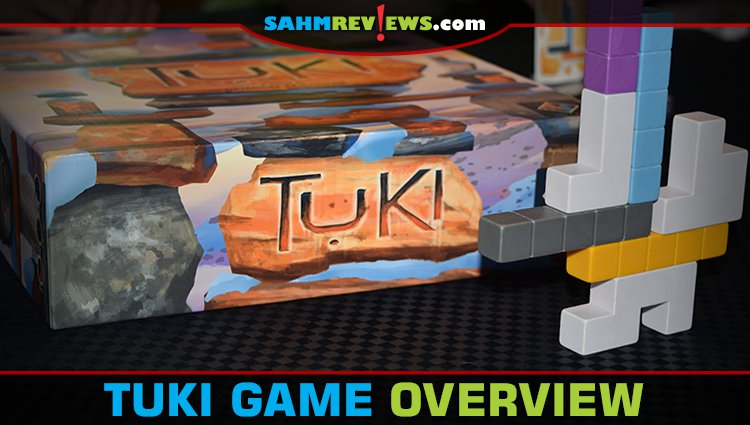 Tuki Polycube Game Overview