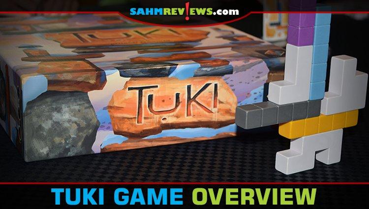 Tuki Polycube Game Overview