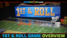 1st & Roll Football Game Overview