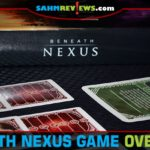 Beneath Nexus by Silverclutch Games has all the excitement of a dungeon crawler without the long setup and hours of play. And it supports up to six players! - SahmReviews.com