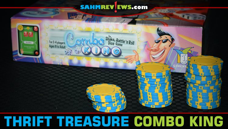 Thrift Treasure: Combo King Game