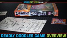 Deadly Doodles Game Overview