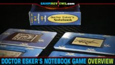 Doctor Esker's Notebook Puzzle Game Overview