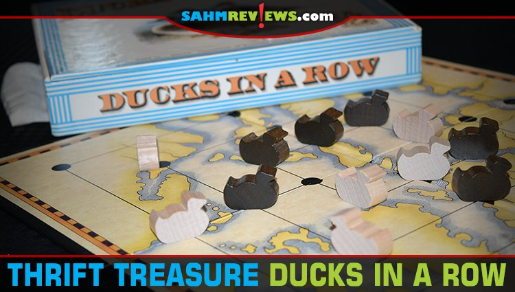 Thrift Treasure: Ducks in a Row