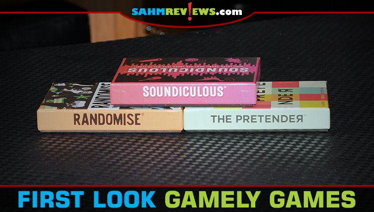 First Look: Gamely Games