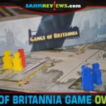 Chicago and New York weren't the only cities famous for their gangs. Gangs of Britannia by Gangly Games introduced us to five notorious ones in Britain! - SahmReviews.com