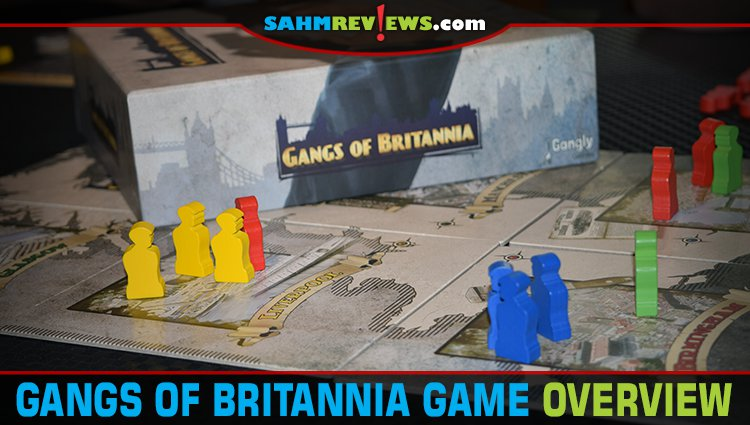 Gangs of Britannia Game Overview