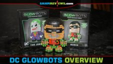 Are DC Glowbots the New Lite Brite?