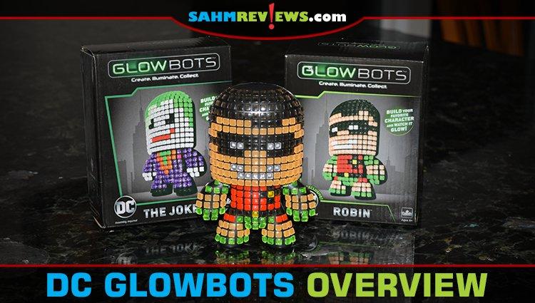Are DC Glowbots the New Lite Brite?