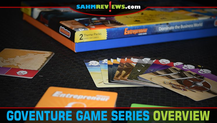 GoVenture Card Games Overview