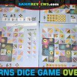 Renegade Game Studios takes us back to the Harvest Festival with Lanterns Dice game! - SahmReviews.com