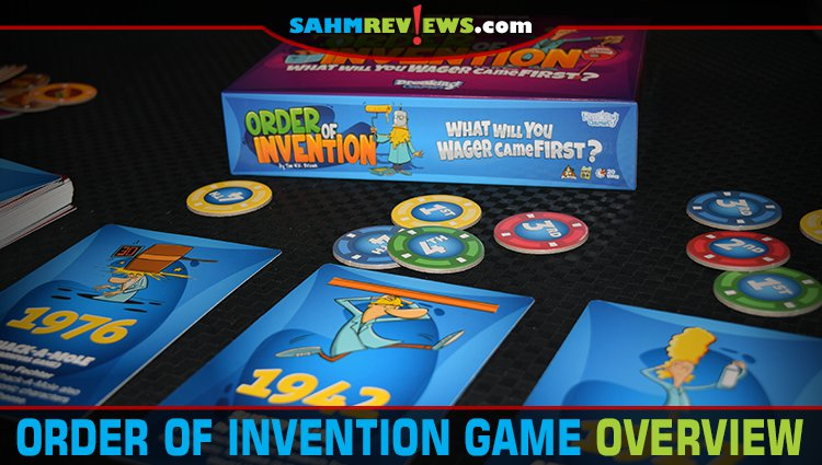 Order of Invention Game Overview