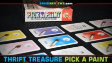 Thrift Treasure: Pick a Paint Game