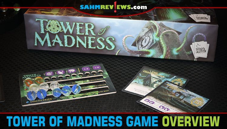 Tower of Madness Game Overview